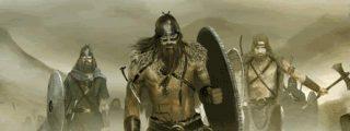 El arma secreta de los guerreros vikingos era un té alucinógeno que los hacía inmunes al miedo