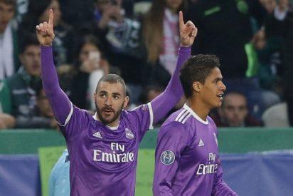 El Real Madrid barre con un 29,8% de share y 5.675.000 espectadores