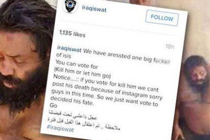 Puedes ser el juez y hasta el 'verdugo' de un terrorista del ISIS capturado en Mosul