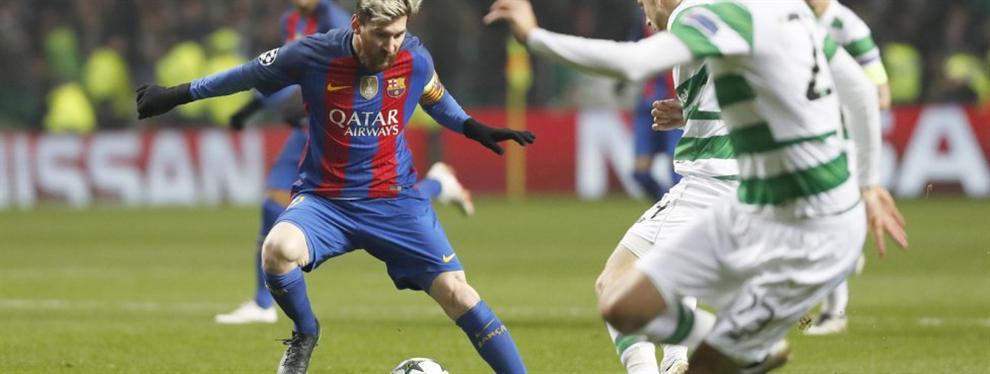 5 claves para entender el repaso del Barça al Celtic en Glasgow