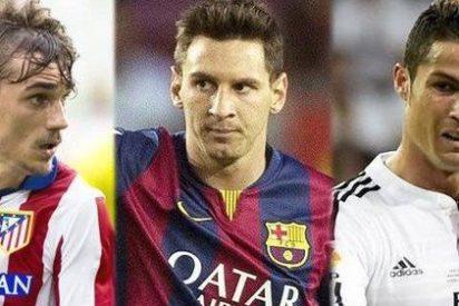 Los internautas de 'AS' eligen a Cristiano Ronaldo como el mejor del FIFA player
