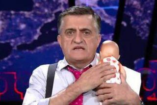 Tremendo zasca de 'Don Piso' Wyoming a Gabriel 'Baby Face' Rufián