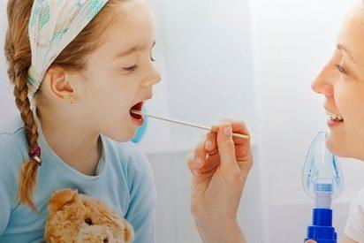 ¿Qué hacer ante una laringitis aguda infantil?