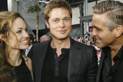 Las confesiones sexuales de George Clooney y Angelina Jolie