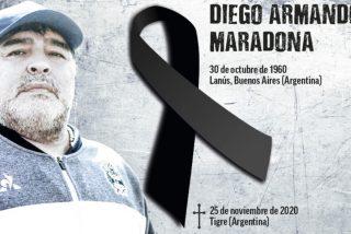 La autopsia de Maradona: el 'Pibe de Coca' murió a causa de una insuficiencia cardíaca