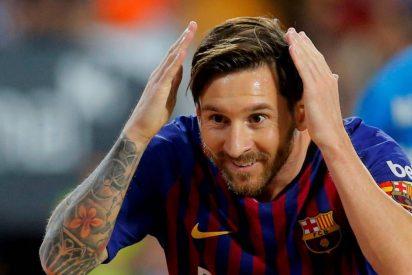 Cómo jugar en contra Messi: el vídeo en el que el argentino humilla a sus oponentes