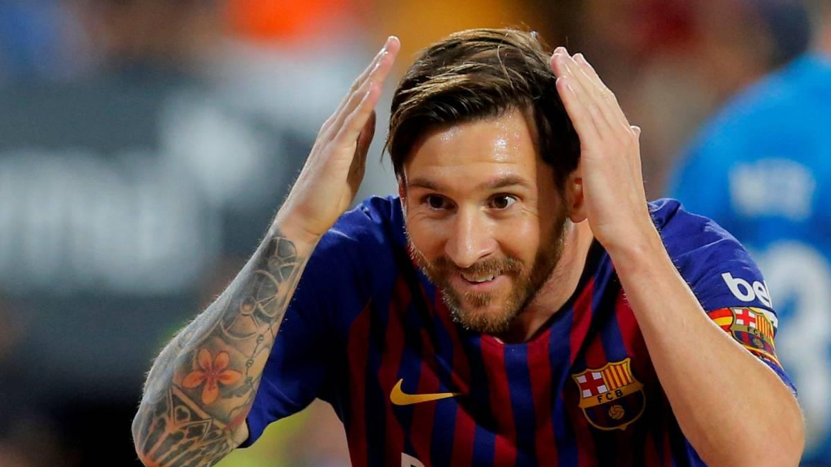 Messi y su nuevo 'súper contrato' para renovar con el FC Barcelona hasta 2023