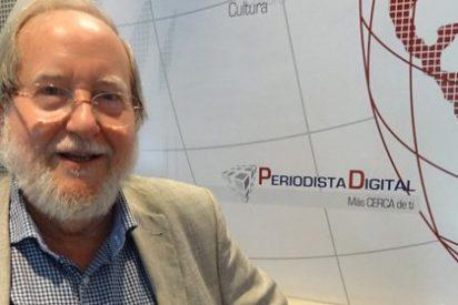 """José García Abad: """"El poder económico sí es una casta, ahí no dimite ni dios"""""""