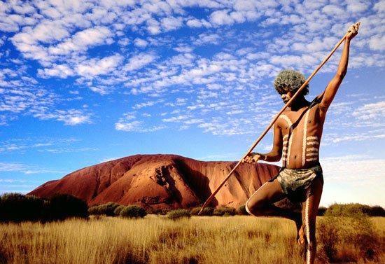 """Francisco: """"La cultura de los aborígenes de Australia no debe desaparecer"""""""