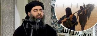 El líder del DAESH pide a sus fieles que resistan en Mosul... pero no asoma las orejas
