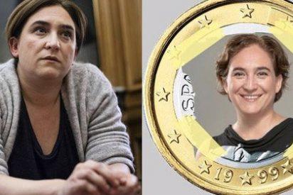 Ya no es sólo el Banco de España: las redes sociales arden con la idea de Ada Colau de implantar una moneda social en Barcelona