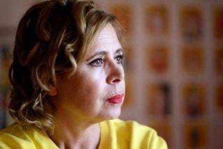 A Agatha Ruiz de la Prada se le cae el mundo encima cuando ve en los periódicos a la novia de Pedrojota