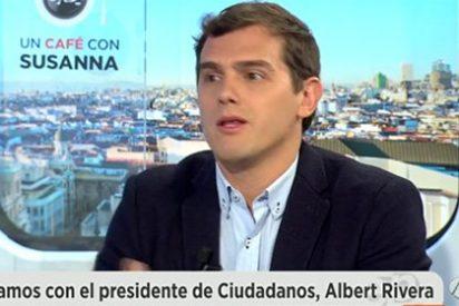 """Un airado Albert Rivera liquida a 'black Espinar hijo': """"Lo suyo es un dedazo en toda regla"""""""