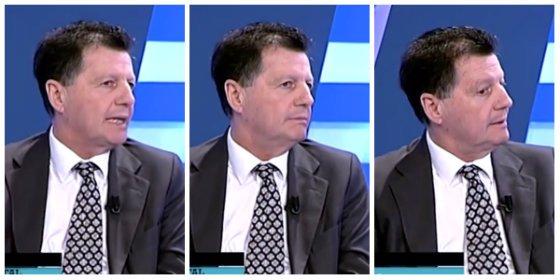 """Alfonso Rojo: """"El acojone del PP permitió el hostigamiento a Rita Barberá"""""""