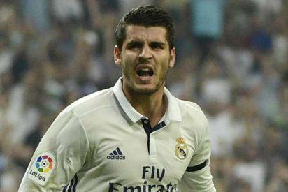 """Alvaro Morata: """"Estoy aquí para ayudar al equipo y si es marcando goles, mejor todavía"""""""