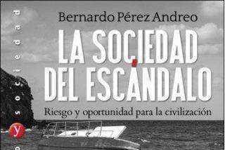 """Presentación en Madrid de """"La sociedad del escándalo"""""""