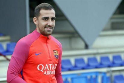 Apuestas de todo tipo en el vestuario del Barça con Alcácer como protagonista