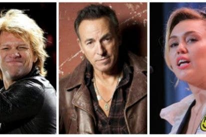 Los artistas multimillonarios que votaron a Clinton... ¿se irán de EEUU como prometieron?