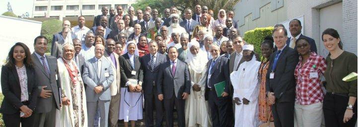 """Kaiciid apuesta por la """"cultura de la paz y la reconciliación"""" entre las distintas religiones africanas"""