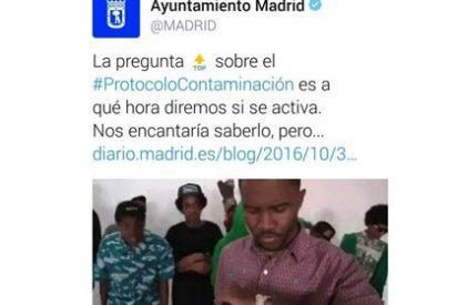 Cabreo e indignación de los madrileños: el Ayuntamiento se mofa en la cara de aquellos que necesitaban saber si se podía aparcar en Madrid