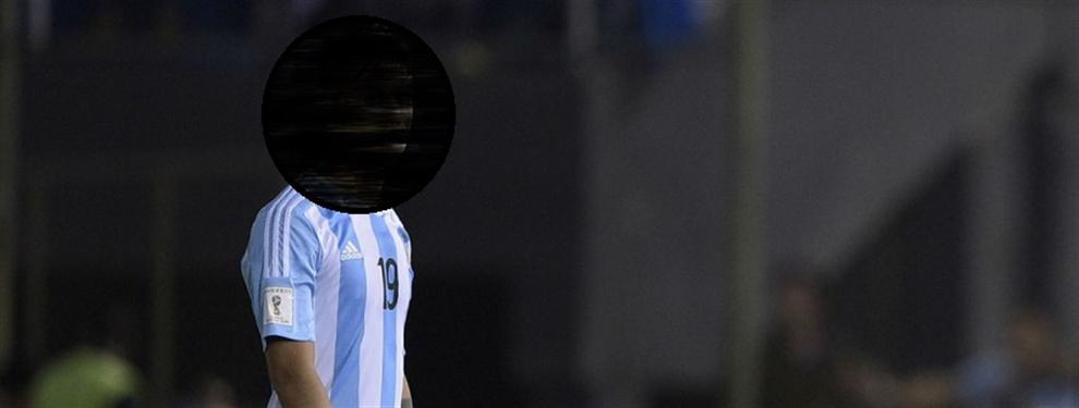 Barcelona y Real Madrid pelean cabeza a cabeza por este crack argentino