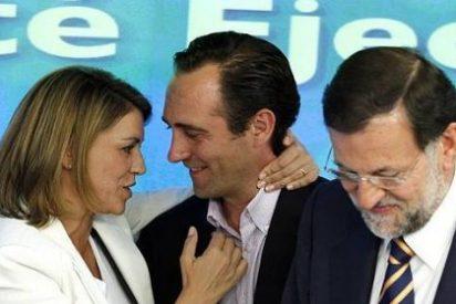 Bauzá quiere volver a presidir el PP balear... ¡y le dan con la puerta en las narices!