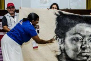 El Encuentro Mundial de Movimientos Populares homenajea la figura de Berta Cáceres