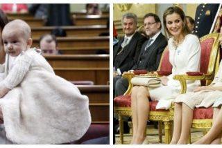 """Despropósito tuitero de Carolina Bescansa contra Letizia: """"Si llevas a tus hijas al Congreso, prepárate para una campaña de insultos"""""""