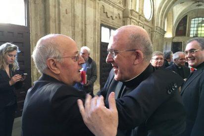 El trípode del Papa en España: Osoro, Blázquez y Omella