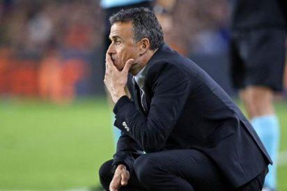 ¡Bomba! La directiva del Barça le lanza un ultimátum a Luis Enrique