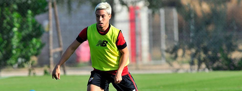 ¡Bomba! La llave del Sevilla para fichar (definitivamente) a Samir Nasri