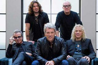 Bon Jovi repasa sus grandes éxitos junto a más de 40.000 fans en Barcelona