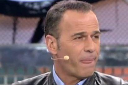 Un 'resentido' Carlos Lozano pone a caldo a los 'triunfitos' en el 'Deluxe'