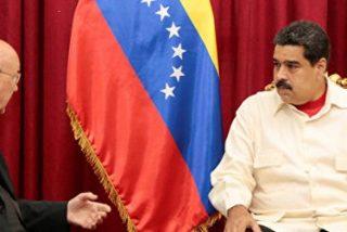 """Claudio María Celli advierte: """"Si fracasa el diálogo, puede haber un baño de sangre en Venezuela"""""""