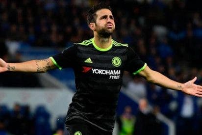 Cesc se aleja por partida doble: Del Chelsea... y de la Liga española