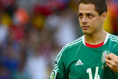 Chicharito Hernández habla de los rumores que lo sitúan en el Real Madrid