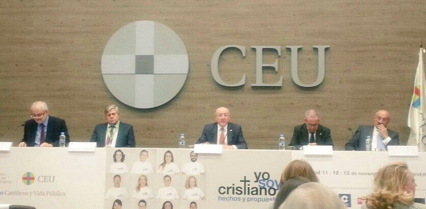 """Los propagandistas piden al Gobierno """"que no olvide que la religión católica es mayoritaria"""" en España"""