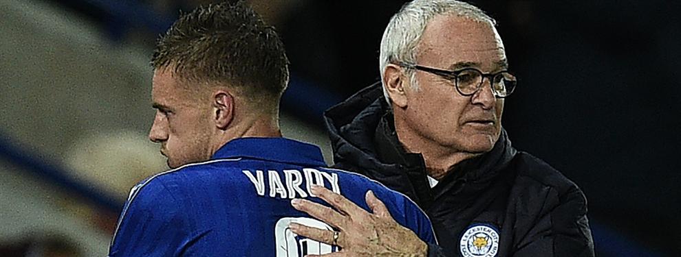 Claudio Ranieri confiesa la verdad más dura sobre Jaime Vardy