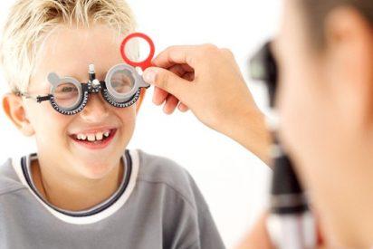1 de cada 5 niños podría tener un problema visual no resuelto.