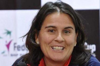 Conchita Martínez renueva como capitana de Copa Davis y Copa Federación