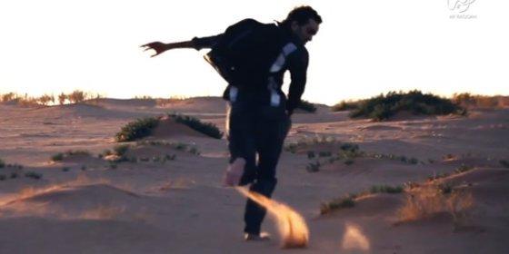 ¡Baila maldito! La huida hacia el infierno del condenado por ISIS ...y su satánico equipaje
