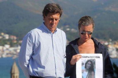 Una autocaravana blanca con tres tipos 'aparca' en la investigación del caso Diana