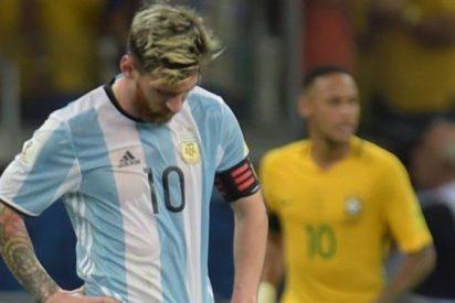 Argentina estalla contra Leo Messi y sus 'compinches'