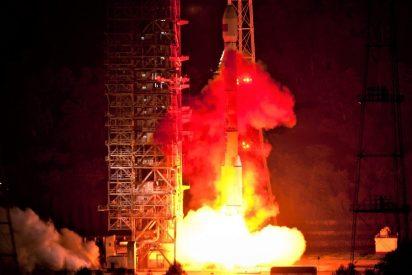 China lanza el satélite Tianlian-1-4