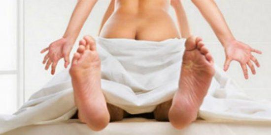 Las 5 mejores posiciones sexuales si eres una vaga de tomo y lomo