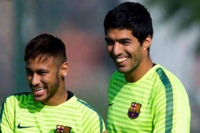¿De qué compañero se burlaban Neymar y Luis Suárez en el Barça?