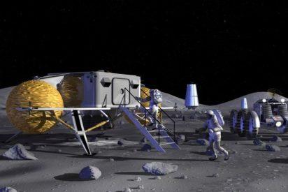 Rusia quiere enviar cosmonautas a la luna el 2031