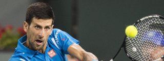 Djokovic remonta a Dimitrov y aguanta el pulso con Murray en París
