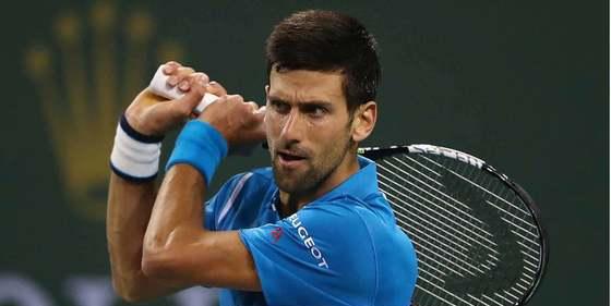 Djokovic arrolla a Goffin y cierra el pleno de victorias en la primera fase
