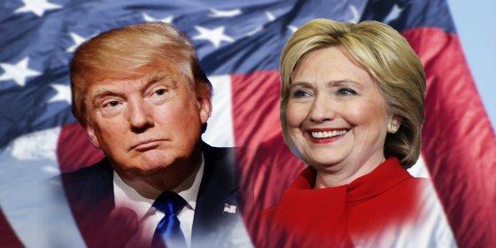 A los perroflautas de Clinton les suena la trompeta: ¡creen que aún puede arrebatarle la Casa Blanca a Trump!